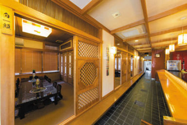 韓国料理・韓式焼肉 宮 Gung  店内の画像