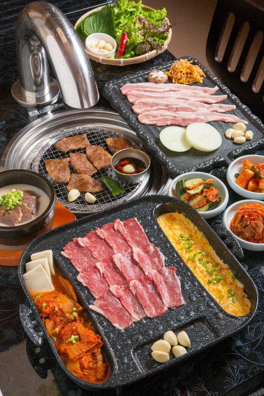 宮GUNGは正統派韓国料理専門店です!