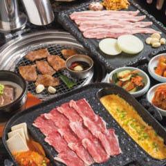 韓国料理・韓式焼肉 宮 Gung
