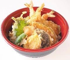 (1)上天丼