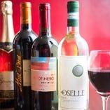 パスタとワインの組み合わせも是非。