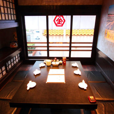 大衆魚貝酒場 茨木金魚  店内の画像