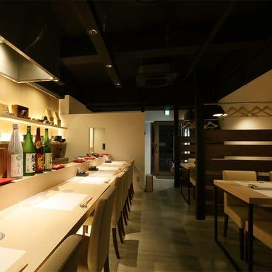 穴子印 江坂 海鮮天ぷら おーうえすと 店内の画像