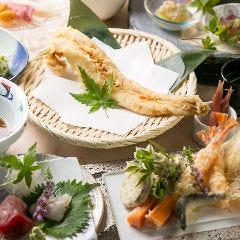穴子印 江坂 海鮮天ぷら おーうえすと