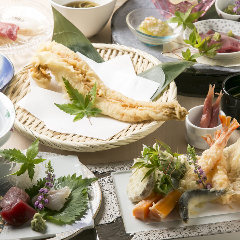 江坂海鮮すしと天ぷら おーうえすと