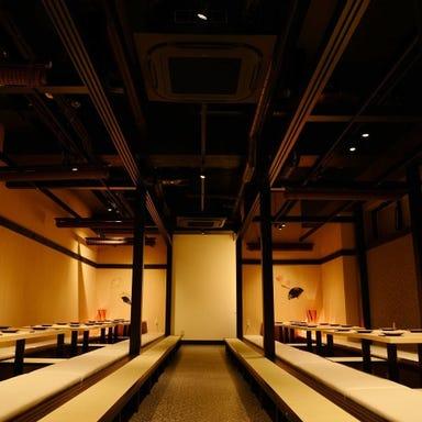 隠れ家×個室居酒屋 葵屋 ‐Aoiya‐ 高崎西口店 店内の画像