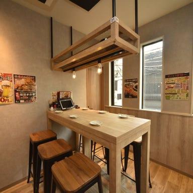 水炊き・焼鳥 とりいちず酒場 田町慶応仲通り店 店内の画像
