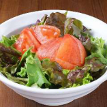 丸ごと冷やしトマトサラダ