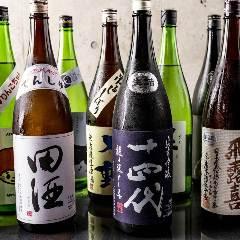 合い言葉はNHS47!(日本酒フォーティーセブン)47都道府県全ての日本酒を取り揃え!常時60種以上!