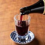 大阪かたしもワインをたっぷり注ぐなみなみワインで!