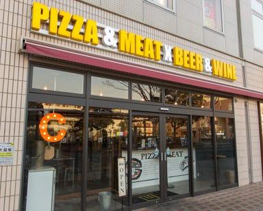 肉バル×500円ピザ30種 CONA 新越谷VARIE店 店内の画像