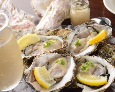 牡蠣とワインと魚と肉と。 武蔵新田にて  こだわりの画像