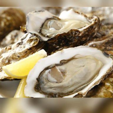 牡蠣とワインと魚と肉と。 武蔵新田にて  メニューの画像