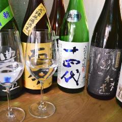 炭火バル あじと〜日本酒蔵~