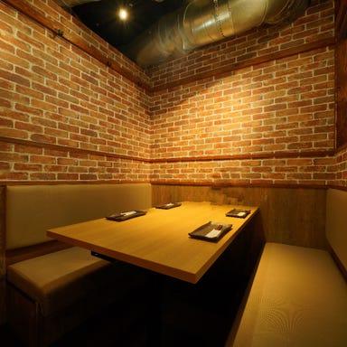 ラクレットチーズ×肉バル 京橋肉の会  店内の画像