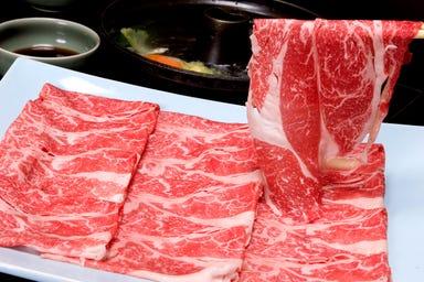 牛しゃぶ・すき焼専門店 禅  メニューの画像