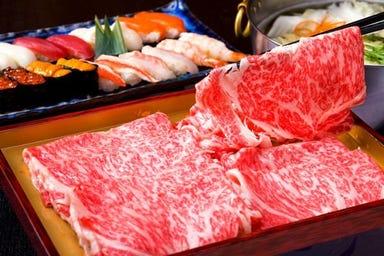 牛しゃぶ・すき焼専門店 禅  コースの画像