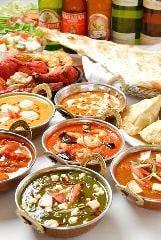 インド・ネパールレストラン&バー SAGUN 中崎町店 こだわりの画像
