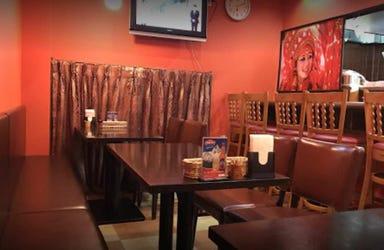 インド・ネパールレストラン&バー SAGUN 中崎町店 店内の画像