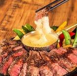 7種の味をお楽しみいただけるお肉料理の数々!