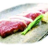 大阪の食材として 名高い河内鴨