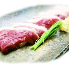 大阪の食材【河内鴨】