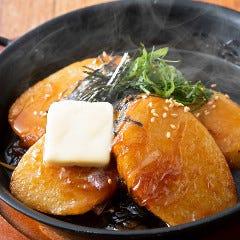 サクサク長芋の鉄板ステーキ
