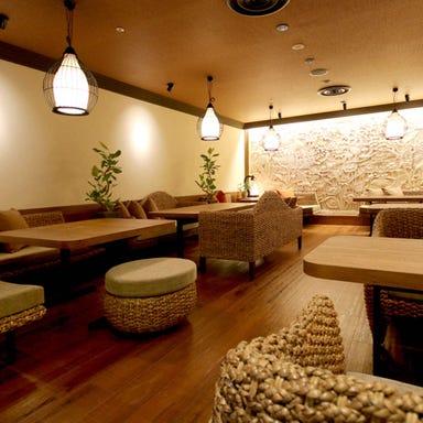 resort&restaurant PISOLA 京橋店 店内の画像
