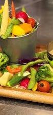彩野菜バーニャカウダー