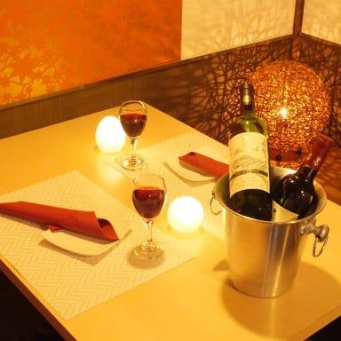 肉バル 食べ飲み放題 和牛と個室 ビーフ蔵 姫路店 喫煙OK 店内の画像