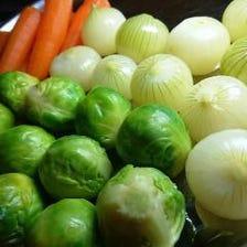 庄原産無農薬野菜が美味しい!