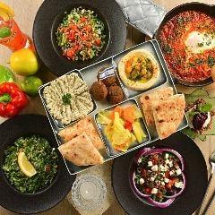 シーシャ&イスラエル料理 ミリスダイニングバー