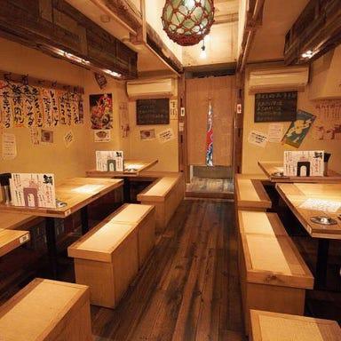 山傳丸 稲毛店 店内の画像