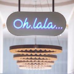 Oh.lala...(オーララ) W大阪
