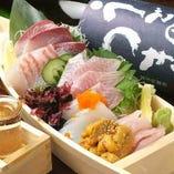 おまかせ鮮魚 5種類盛り