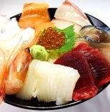 産直海鮮丼