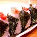 北海道産おにぎり(鮭・梅・かつお・明太子・ツナマヨ)