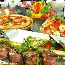 素材を生かした様々な料理を楽しむ!