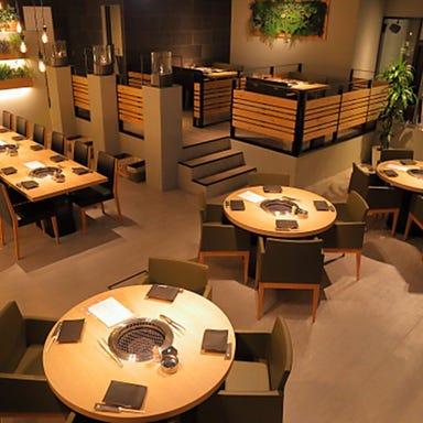 焼肉 BULL TOKYO 札幌すすきの店 店内の画像