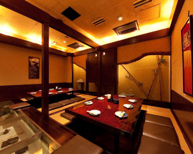 個室空間 湯葉豆腐料理 月の宴 大崎西口駅前店 店内の画像