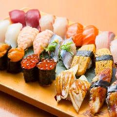 握り寿司盛り合わせ30貫