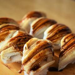 【名物】煮穴子寿司