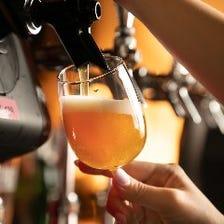 席のみ予約で「クラフトビールがなんと6円!」サービス