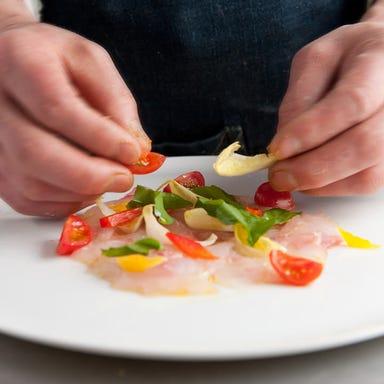 イタリア料理 ペペロネ  こだわりの画像