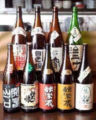 日本酒 かんき(旧店名:麦太郎)