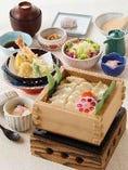 穴子ぬく寿司膳