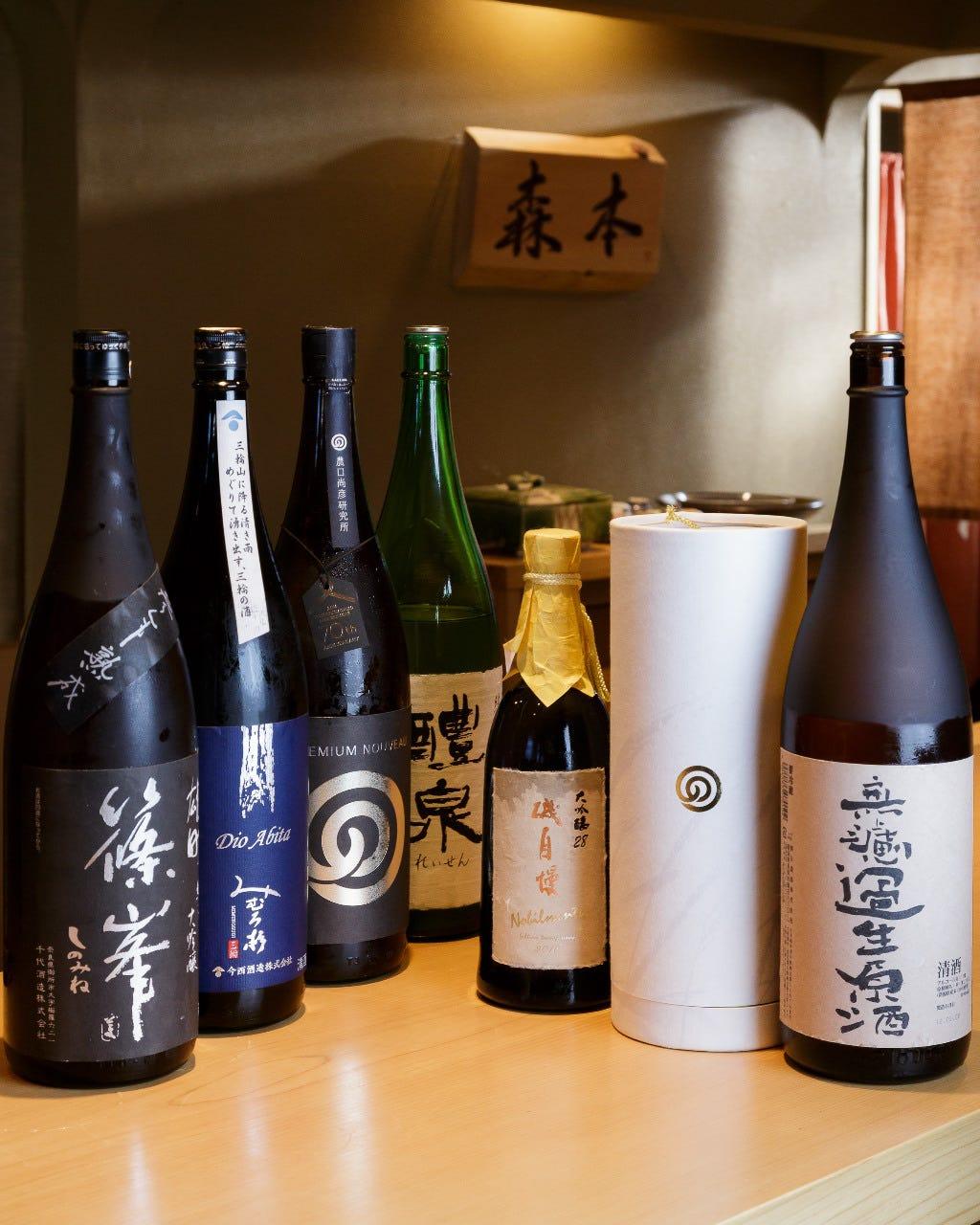 風情薫る奈良の銘酒