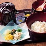 ☆ 奄美鶏飯 ☆ ・奄美のおもてなし料理。