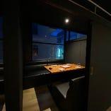 2〜4名様に、ソファー&テーブル個室