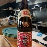 地酒を中心とした日本酒は常時8種以上